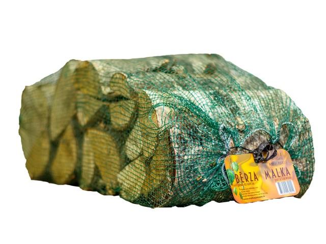 Bērza malka maisā